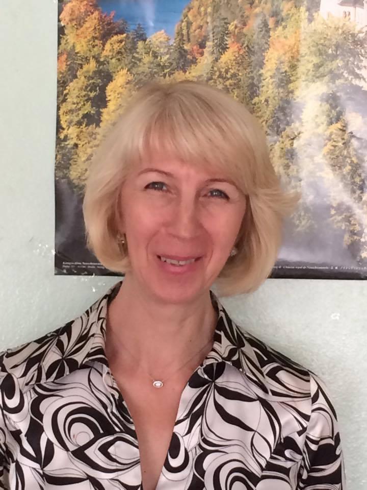 Алина Геннадьевна